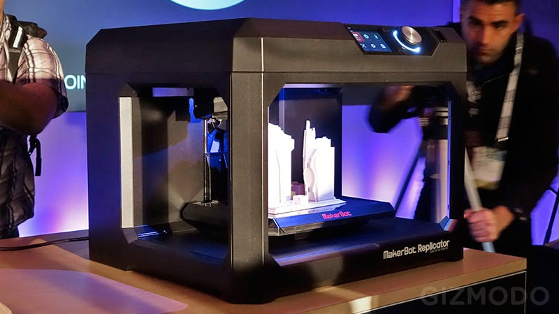 MakerBot Mini: A Smaller 3D Printer You Can Maybe Actually Afford