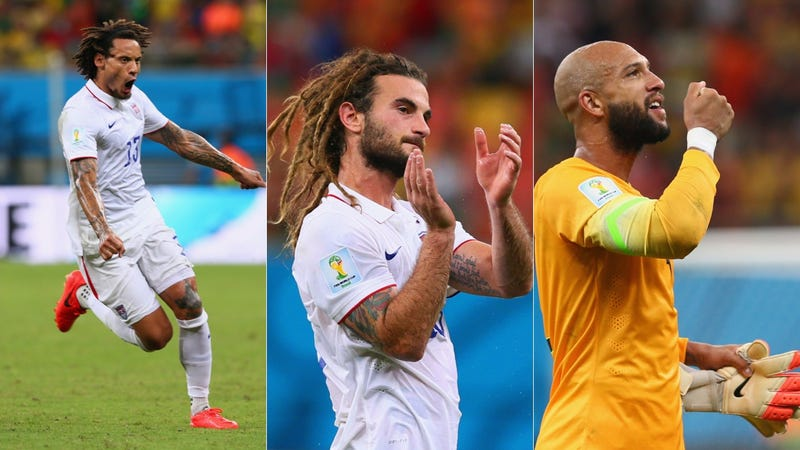 It's Time for Some More Joyous, Sweaty, World Cup Thighlights