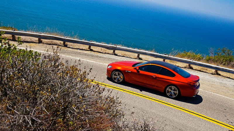 2013 BMW M6 Coupe: The Jalopnik Review