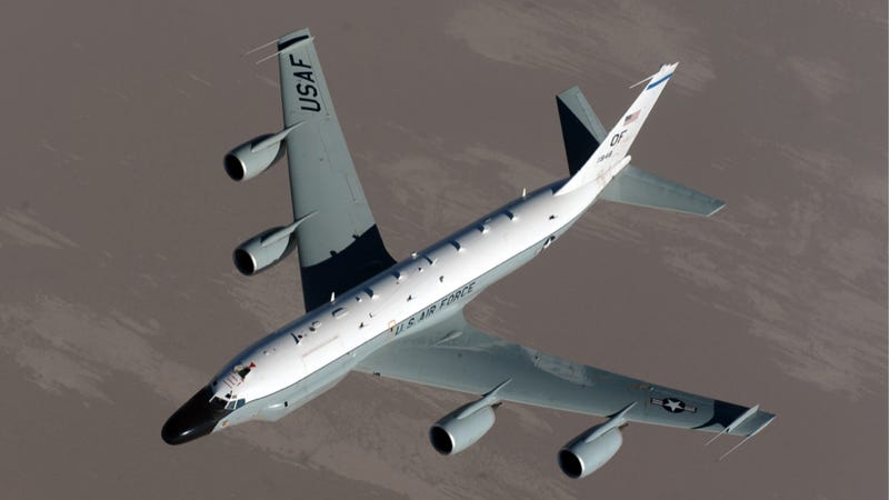 American Spy Plane Makes Mad Dash For Sweden After Russian Intercept