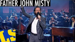 Father John Misty – 'Bored In The USA'