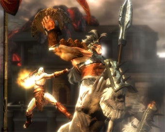 Analyst: One In Three God Of War III Buyers Don't Own A PS3