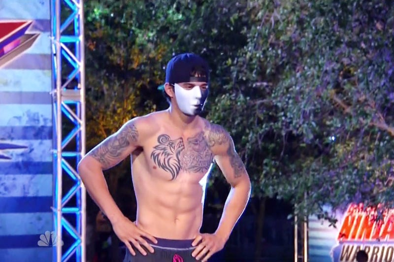The Hunk Parade Continues on American Ninja Warrior