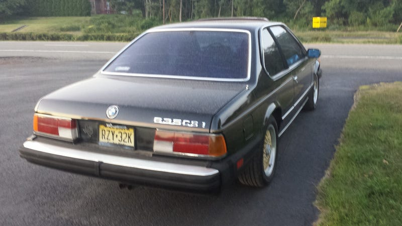 So I found this nice E24 for sale yesterday