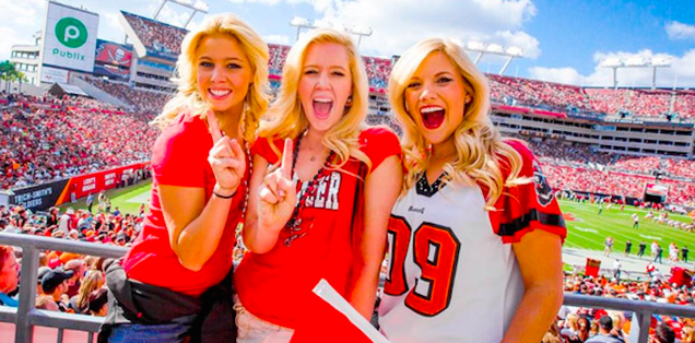 The Bucs Are Teaching Betches To Love Football Using Pinterest