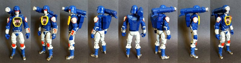 If Soundwave and Cobra Commander Made Babies...