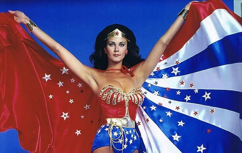 The Weird History of Wonder Woman in TV, Movies and Beyond