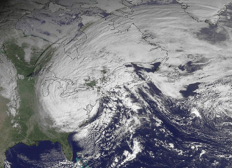 A Hurricane Warning from 1996, Still Unheeded