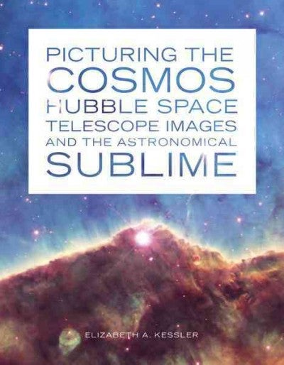 An Art Historian Reflects on the Beauty and Significance of Hubble Telescope Imagery