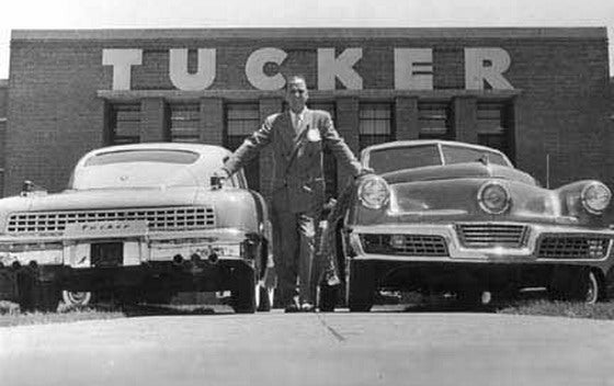 Preston Tucker Died 54 Years Ago Today