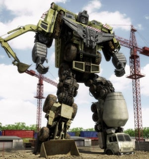 Report: Devastator, Seven Constructicons To Appear In Transformers: Revenge Of The Fallen