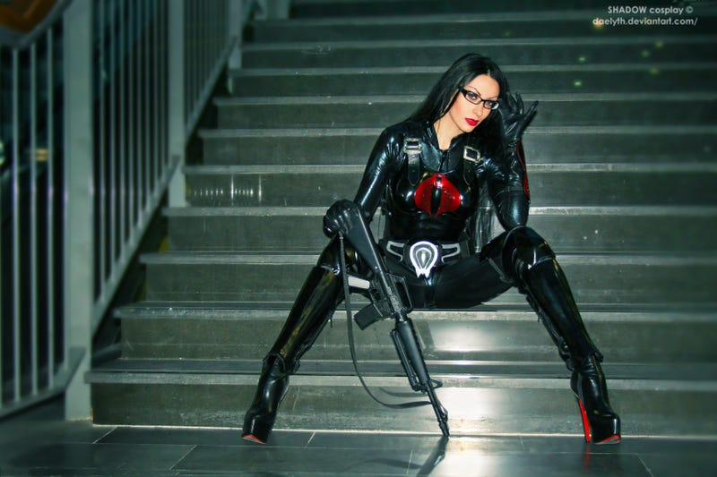 Mass Effect, GI Joe & Half-Life 2 Lead The Cosplay Charge This Week