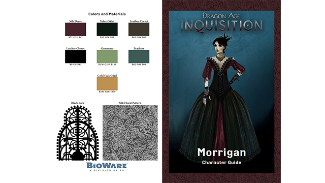 Dragon Age Now Has A Cosplay Guide, To Make Dressing-up Easier