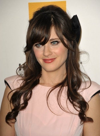 Zooey Deschanel to Play Promiscuous Rock and Roll Lady