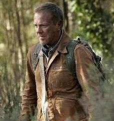 Kiefer Sutherland's African Safari Doubles as Popular TV Movie