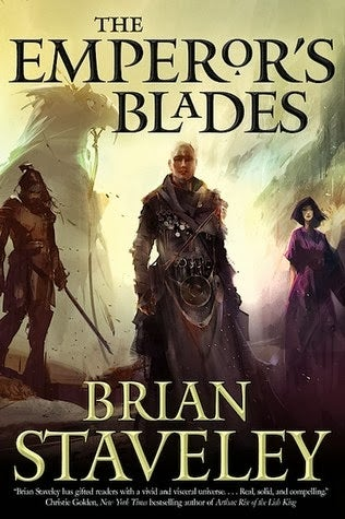 The Emperor's Blades may be the year's breakout epic war fantasy