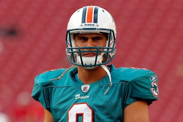 Clearing A Low Bar, Matt Moore Says He's Playing The Best Football Of His Career