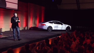 Tesla Will Do 'Limited Beta' Battery Swaps Between LA And SF [UPDATE]