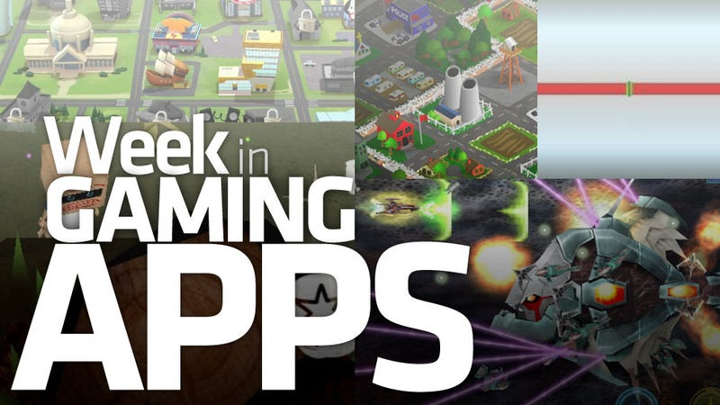 Return of the Revenge of the Week in Gaming Apps II: This Time It's Portable