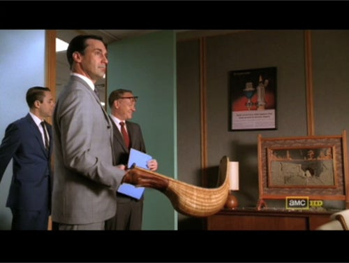 "Mad Men: ""It's A Dead Man's Hat. Take It Off."""