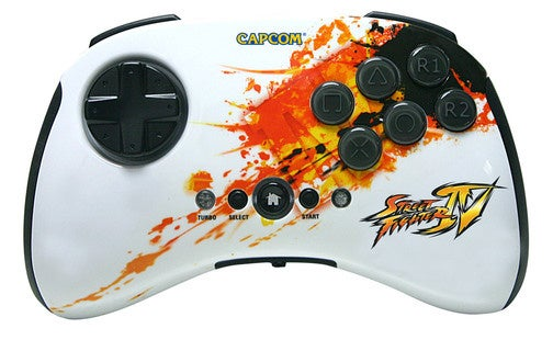 Mad Catz Brings Exclusive Street Fighter Sticks To Comic-Con