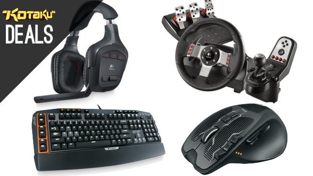 Your Favorite Logitech Gaming Accessories Are On Sale Today