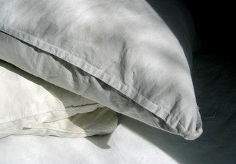 Properly Launder Your Pillows
