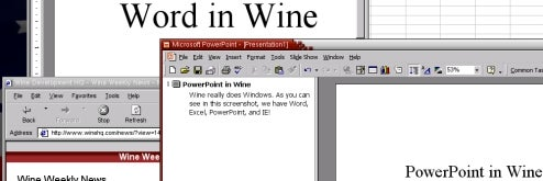 Wine 1.0 Runs Hundreds of Windows Apps Flawlessly