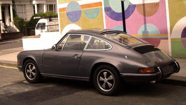 COTD: Porsche 911 Rear Window Edition