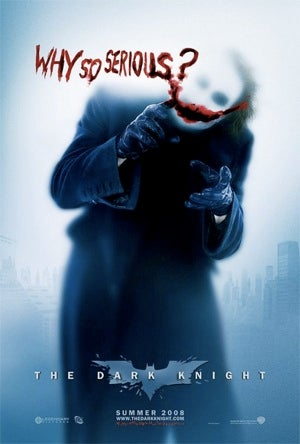 How Psyched Are You For The Dark Knight?