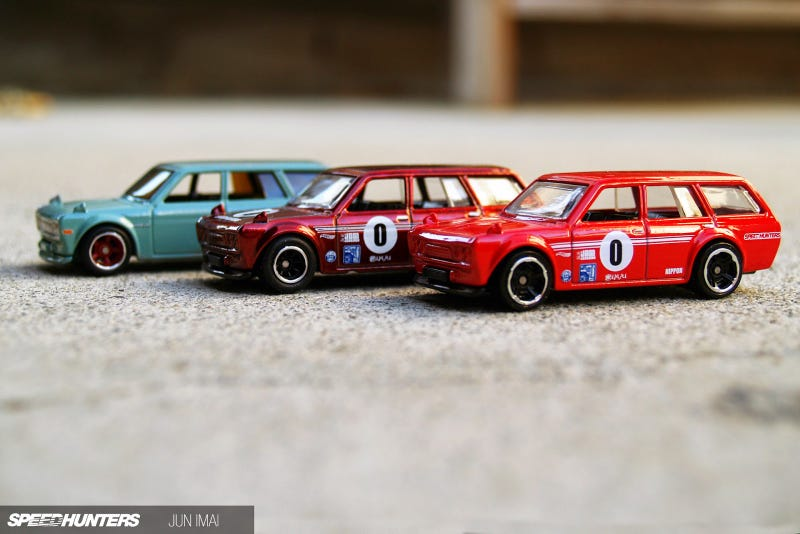 well well well.. new 510 wagons