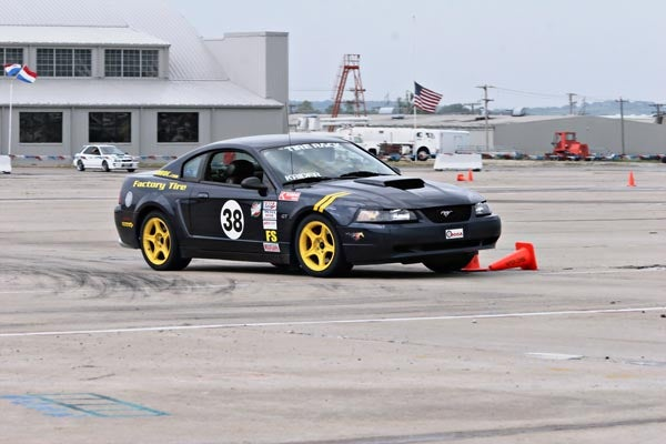Racer Boy Rob Krider Teaches Autocrossing 101 and Rallycrossing 101