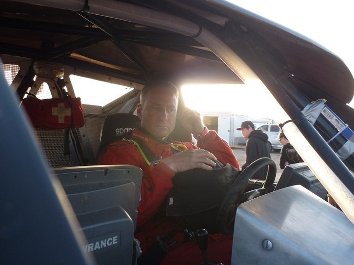 How A Baja Race Team Saved A Life