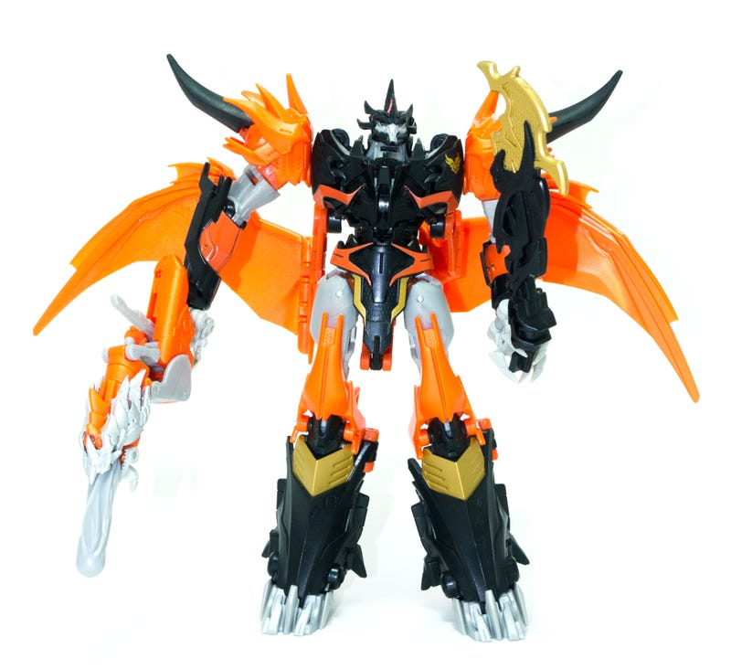 The New Beast Wars Begin with Optimus Prime and Predaking