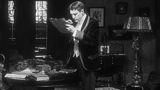 One of Earliest Sherlock Holmes Films Has Been Found