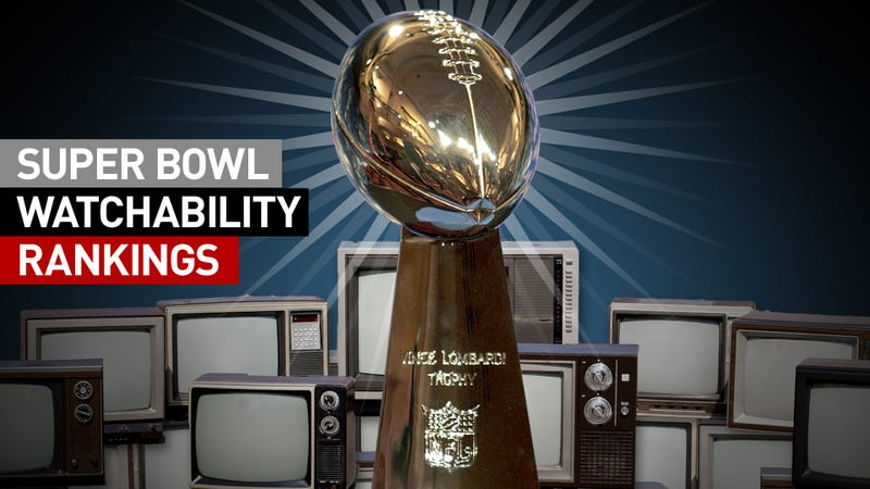 What Was The Best Super Bowl Ever? Ranking All 47 Games According To Watchability