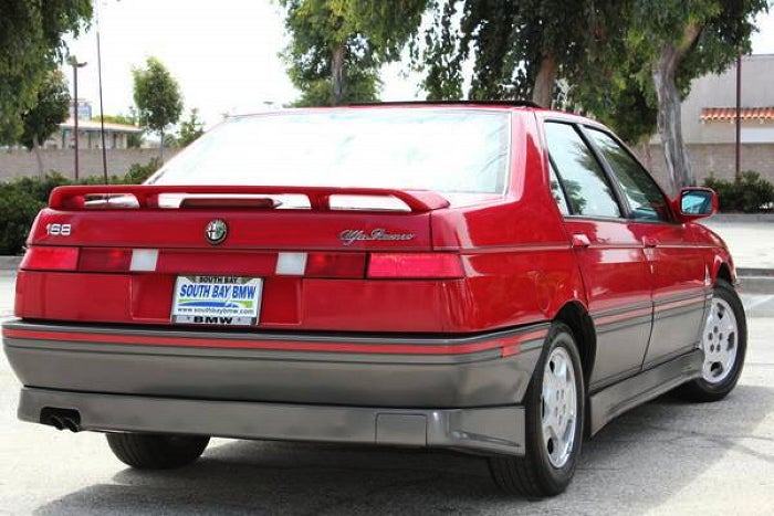 For $9,800, Luck Be An Alfa Tonight