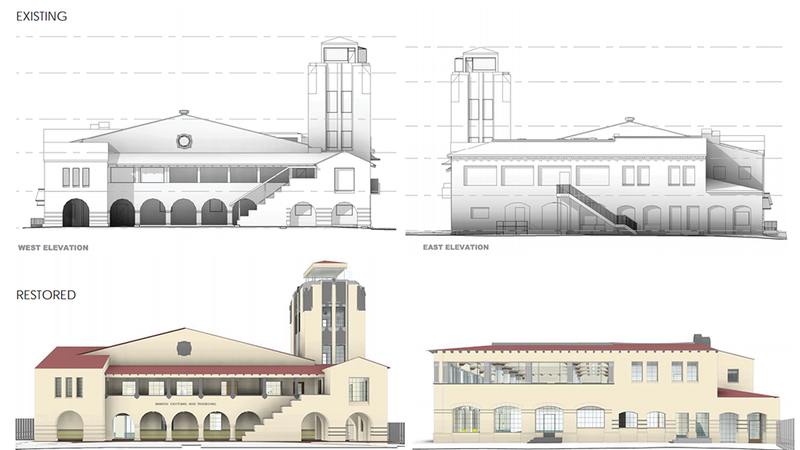 Disney's Epic Plan to Save a Terminal From LA's Oldest Airport