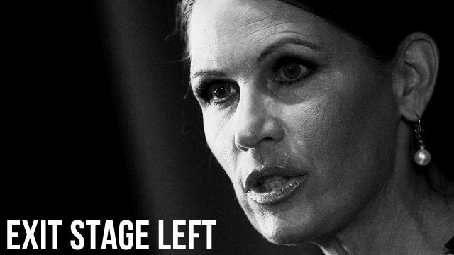 Should Michele Bachmann Quit?
