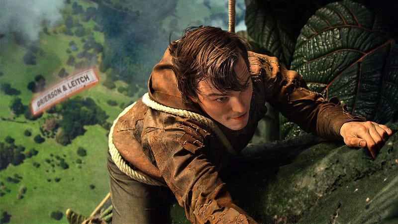 Once Upon A Time, They Made Fantasy Movies Like This. Jack The Giant Slayer, Reviewed.