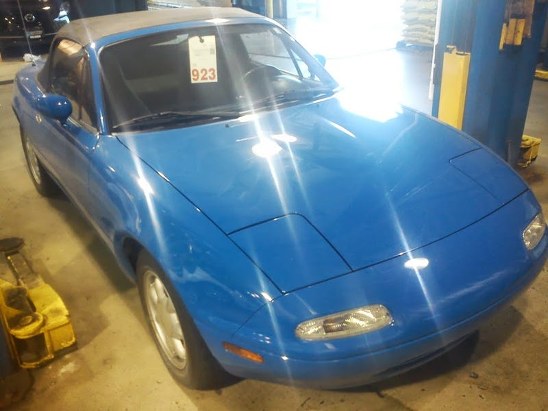 Speaking of Miatas and Barn Finds