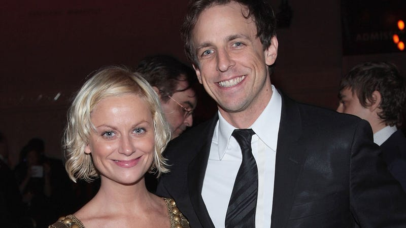Your BFF Amy Poehler Prank Called Seth Meyers on Watch What Happens Live