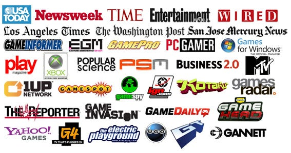 Game Critics Best of E3 By the Numbers