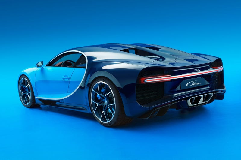 'Bugatti Chiron: This Is It' from the web at 'http://i.kinja-img.com/gawker-media/image/upload/s--bnPa6eeR--/c_scale,fl_progressive,q_80,w_800/w9gttjsqkokn8toifdua.jpg'