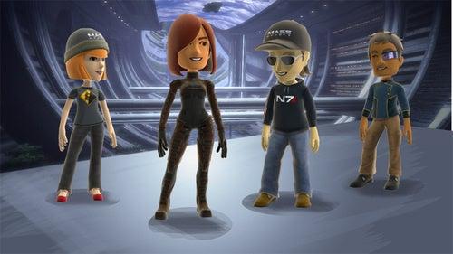 Dress Your Avatar For Mass Effect