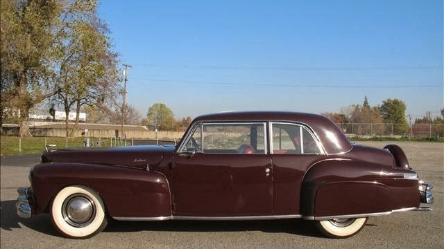 A Museum Quality V12 Lincoln For The Price Of A New Camry