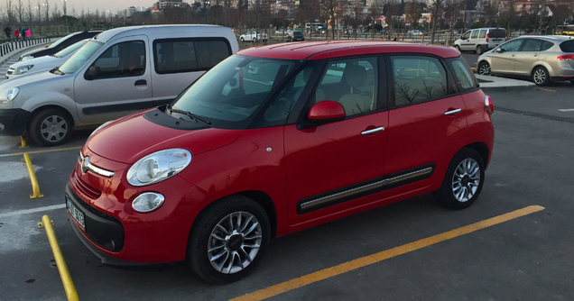 I Drove The Fiat 500L And I Hated Every Second