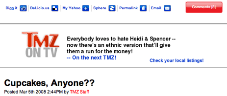 TMZ Shows Off Knowledge Of Idiots, Ethnology