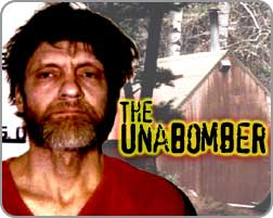Irony Alert: Unabomber's Stuff to Be Auctioned Off Online