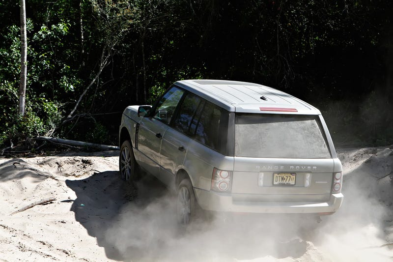 The $100,000 Off-Road Challenge